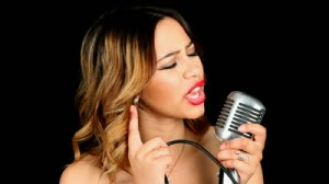 stock-footage-hispanic-female-singer